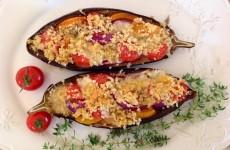 barchette melanzane